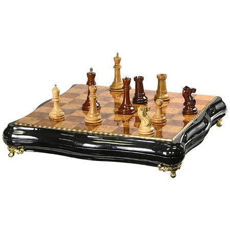 Красивые шахматы в подарок